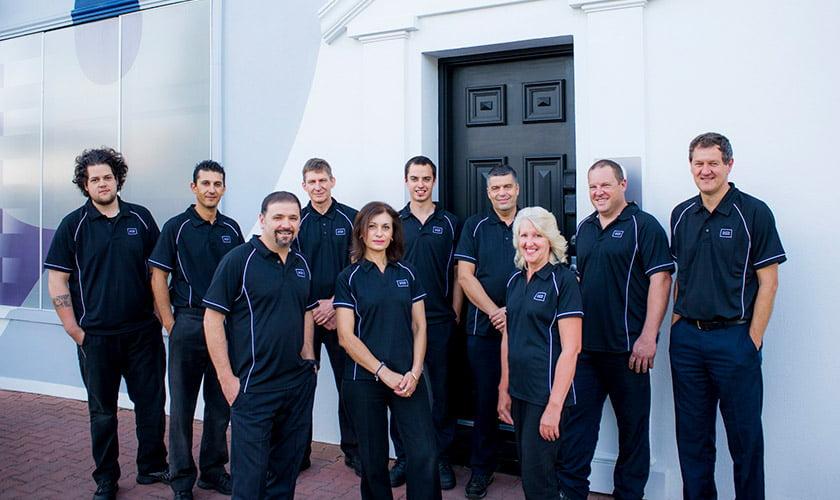 Auto Studi Adelaide Team