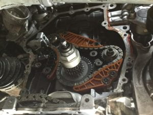 New TSI Timing Chain and Tensioner